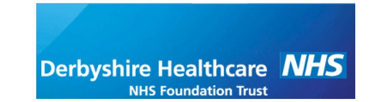 Derbyshire Healthcare NHS Logo